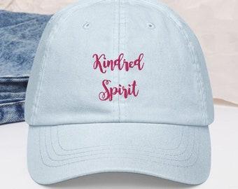 Friendship Gift - Kindred Spirit Pastel Cotton Hat - Best Friend Birthday