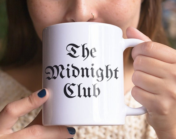 The midnight club coffee tea mug - tv fandom