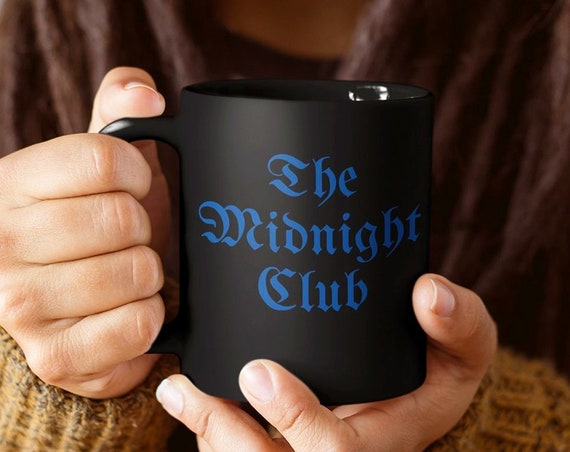 The midnight club black coffee tea mug - tv fandom