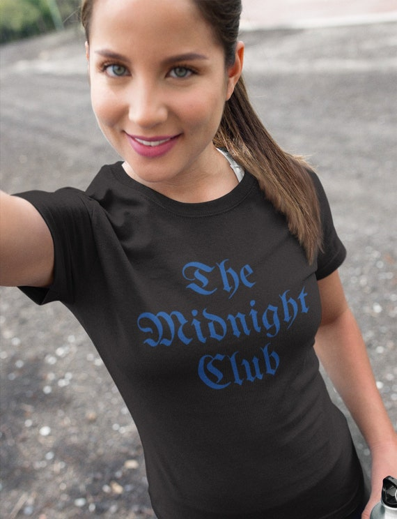 The Midnight Club Unisex Short-Sleeve Unisex T-Shirt - Tv Fandom - Larp - Larping