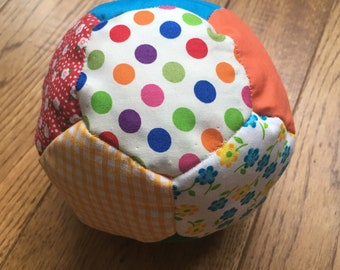 Toy ball for a baby