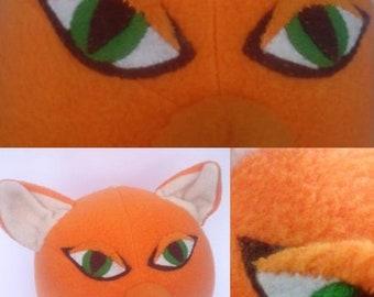 Fox Toy For children Birthday gift Present Soft Fleece