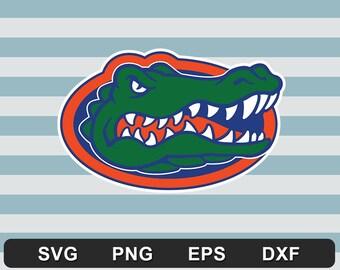 FL Gator head SVG - Florida Gators- Digital Files download svg dxf eps png