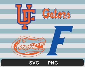 Gators logo SVG / PNG - Digital Files download svg  png
