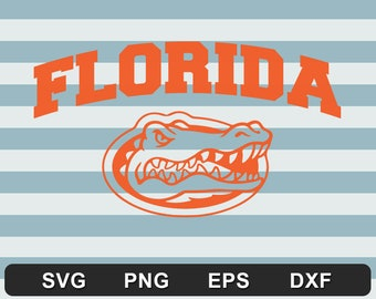 Florida Gators SVG - Florida Gators Cut File - Florida Gators Shirt Design - Digital Files download svg dxf png eps