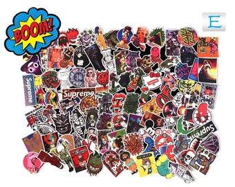 c22e5a2b382c44 100 pcs Sticker Pack - cool vinyl sticker lot