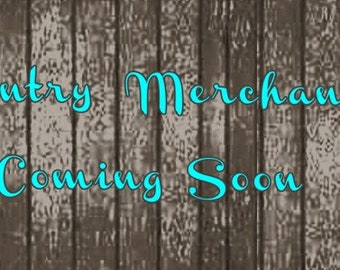 The Country Merchant - US  / Coming Soon / Check back for listings