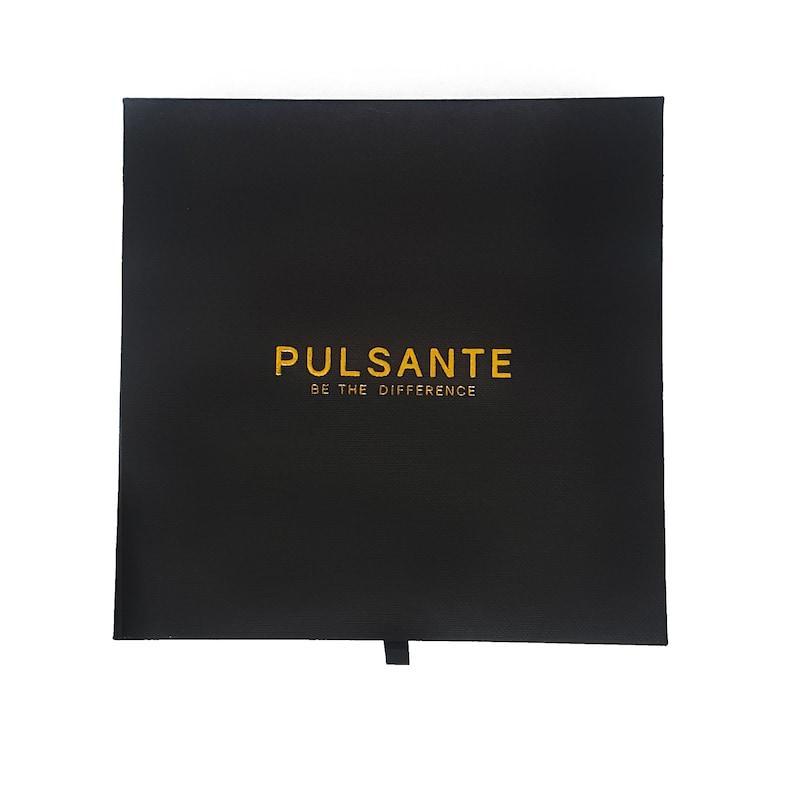 Statuesque Black Luxury Pocket Square