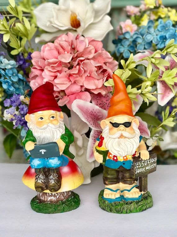 image 0 - Funny Garden Gnomes