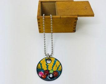 Arizona Summer Sunset necklace