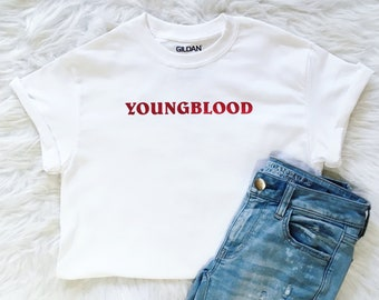 677cb80b6d3b Youngblood Shirt    5 Seconds of Summer