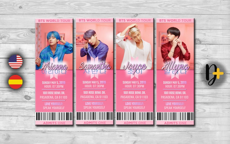 Top Five Bts Love Yourself Movie Download - Circus