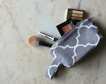 Moroccon Pattern Makeup/Cosmetic Bag