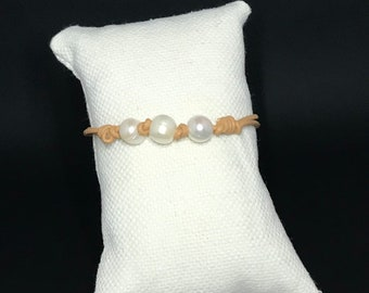 Mayan db couture Pearl Bracelet