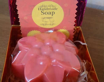 Soap... Handmade soap... Gift for Mother's Day