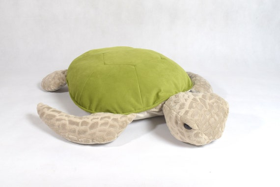 Big Sea Turtle Stuffed Animal Stuffed Turtle Plush Sea Etsy