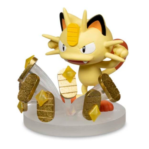 Gallery Figure: Meowth Pay Day