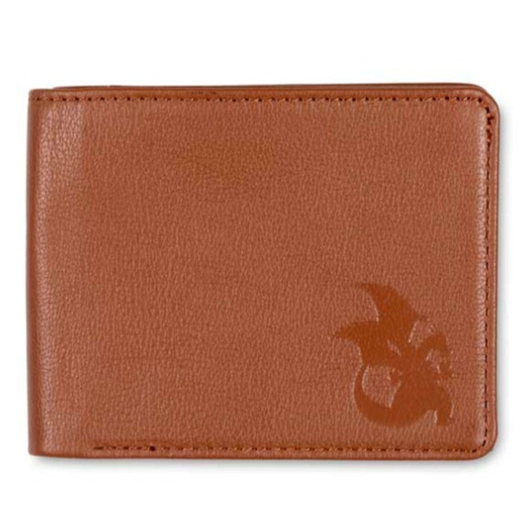 Classics Charizard Brown Leather Wallet