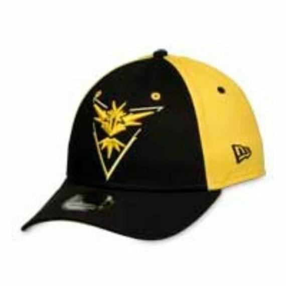 Pokémon GO Team Instinct Hat