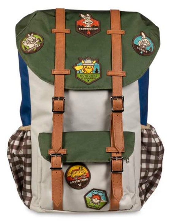 Outdoors with Pokémon Camper Backpack