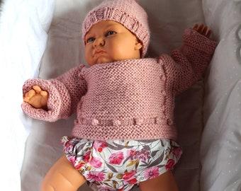Newborn wool