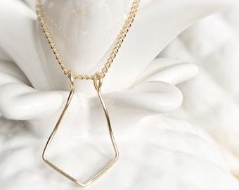 Ring Holder Necklace Etsy
