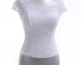 8df09913646 Wedding Corset Sweetheart Neckline Short Sleeve Tulle Lace Bridal corset  for modest Wedding Dress Corset for tailoring dresses Wedding dress