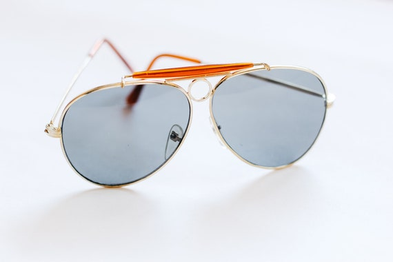 1980s Aviator Sunglasses
