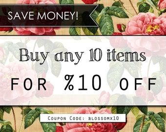 Coupon code | Etsy