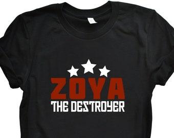 8ea6afd26 Glow, Glow Shirt, Glow T-Shirt, Zoya, Glow Wrestling, Wrestling, Zoya The  Destroyer, Glow Ruth, Feminist Shirt, Glow Netflix, Feminism