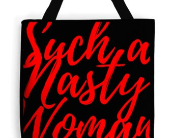 Nasty Tote - Red