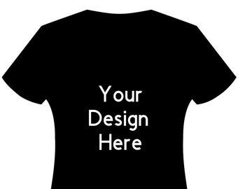 Make Your Own Custom Made T-Shirt