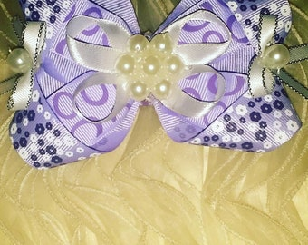 Unique Handmade Hair Bow For Girls
