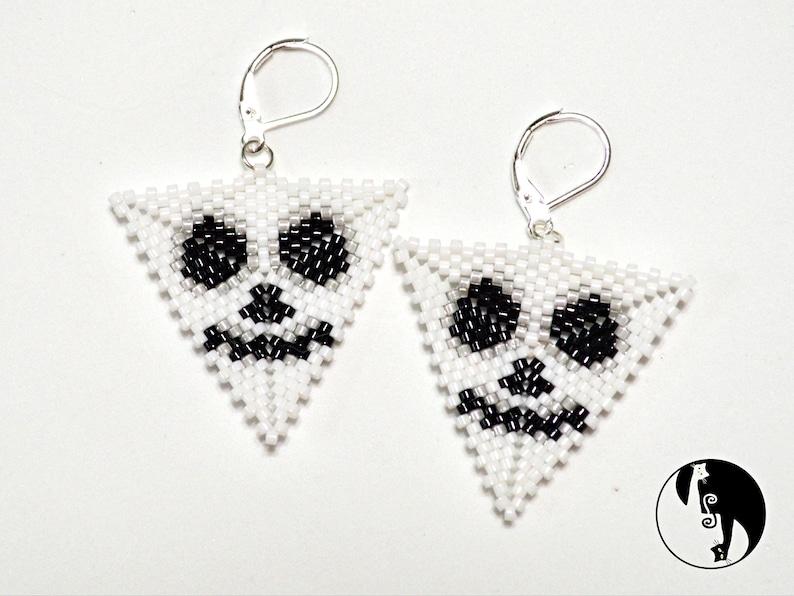 Buy 1 Kit or all 3 Kits HALLOWEEN Earrings Ghost Pumpkin or Dracula