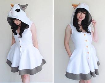 Fat Cat Inspired Kigurumi Dress