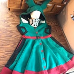 Deku Midoriya Inspired Kigurumi Dress