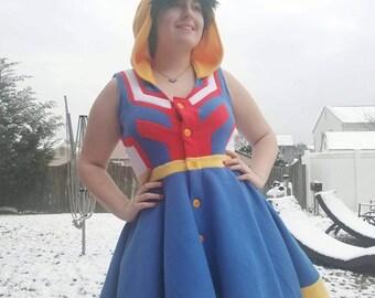 All Might Inspired Kigurumi Dress