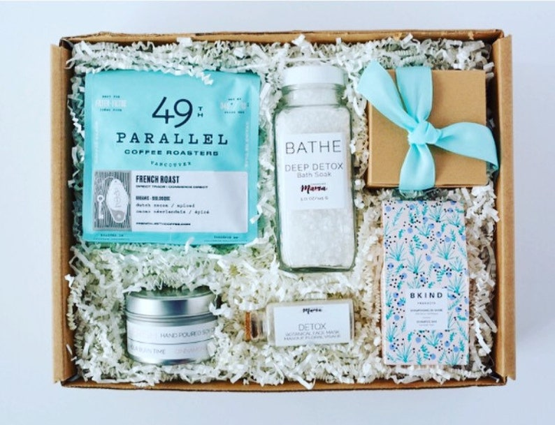 Curated Gift Box Birthday Package For Her