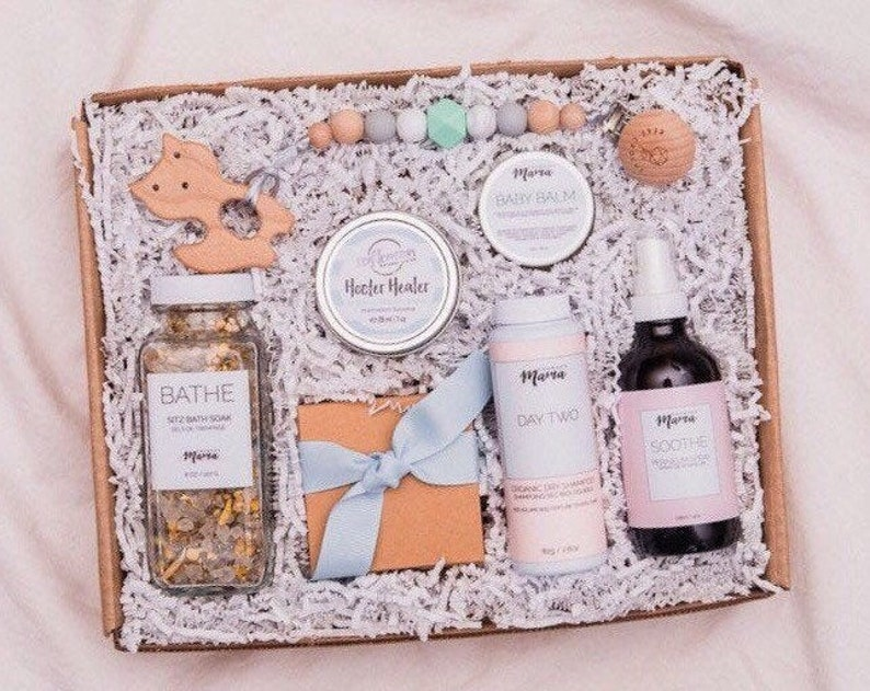 New Mama Gift New Mom Gift Box Curated Gift For Mom Gift Basket For New Mom New Baby Gift Box New Mom Care Package New Mom Gift Basket