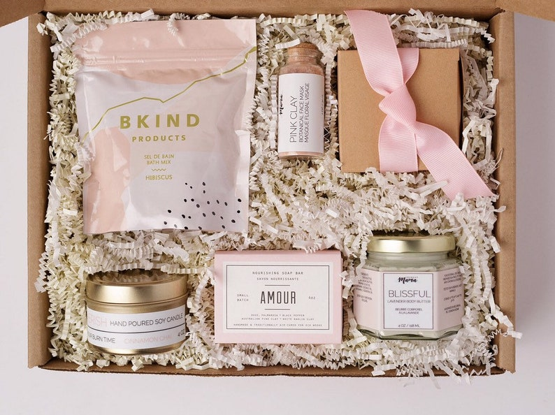Birthday Gift Box For Her Gifts Curated