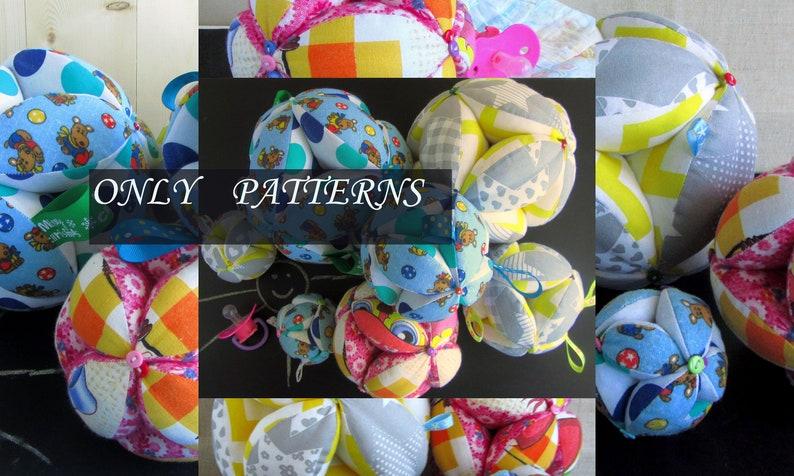 20e5b16692 Amish puzzle ball PDF Montessori ball Montessori baby toys