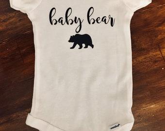 Baby Bear Onesie
