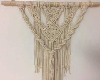 Rachelle Macrame Wall Hanging  // Macrame // Tapestry // Boho Decor // Macrame Decor