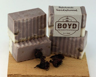 Patchouli Sandalwood