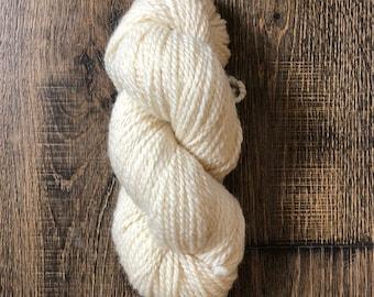Wool Romandale 100%, Aran Weight
