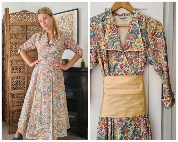 Stunning Vintage Anna Belinda Liberty Print Cotton