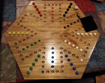 photo relating to Printable Template for Aggravation Game named Loved ones board recreation Etsy