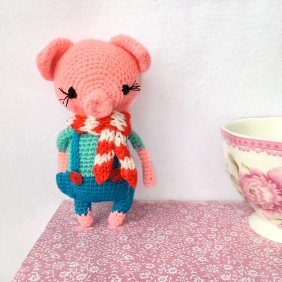 Peppa Pig - free crochet pattern - Amigurumi Today | 570x570