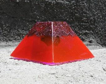 Think Pink Scalar Energy Ziggurat