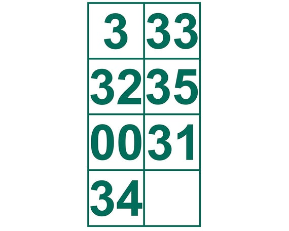 56cc19a43 Boston Celtics Retired Numbers Sticker Banner 3 of 3